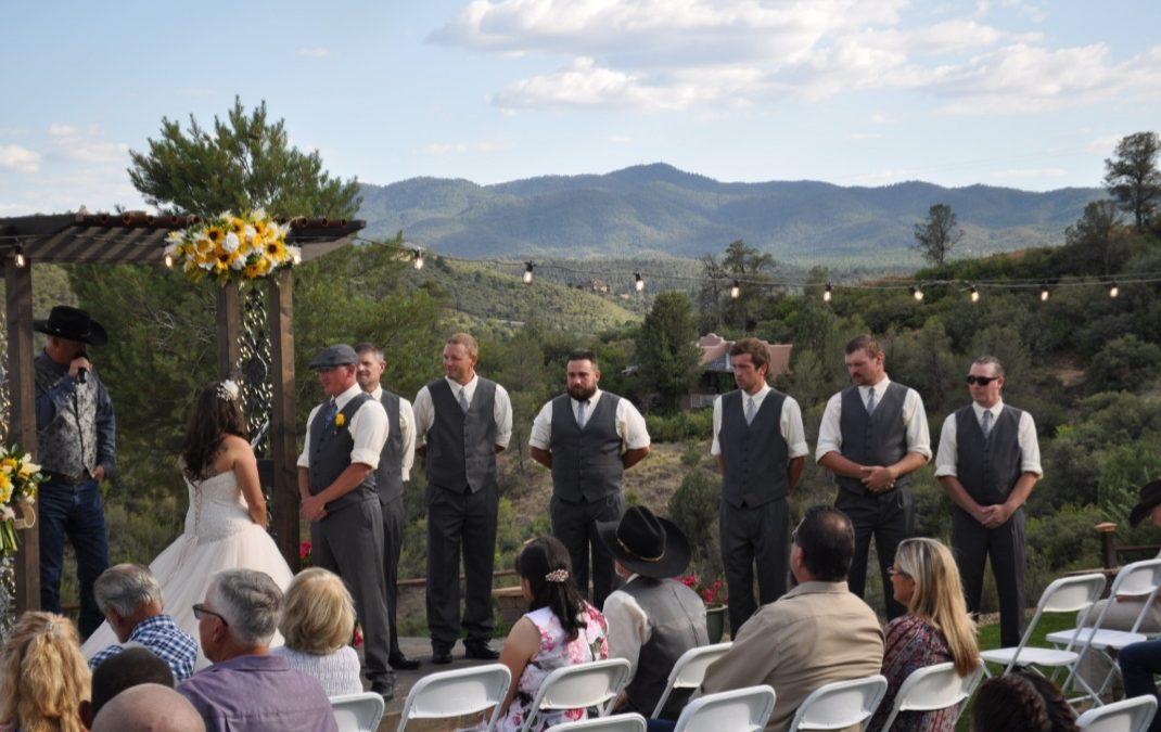 Andrew & Jen Pemberton's Wedding