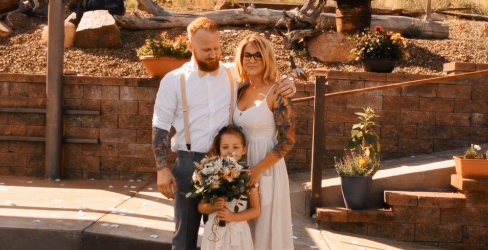 Sean & Ashley Downie's Wedding